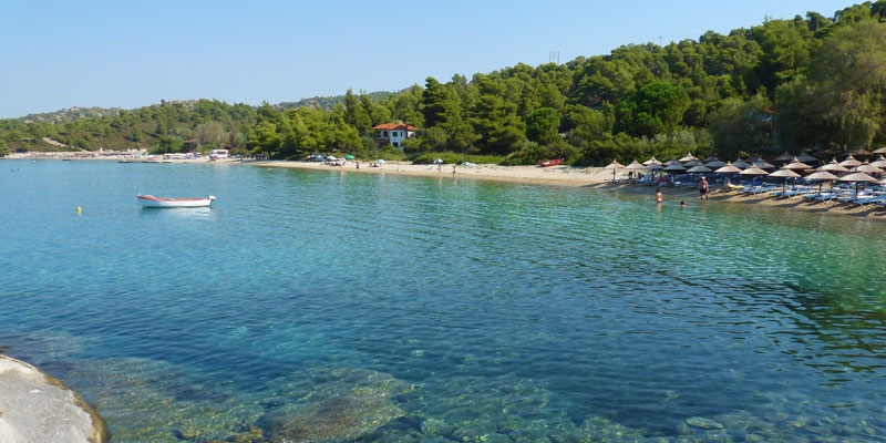 Kalogria beach | Sithonia Greece