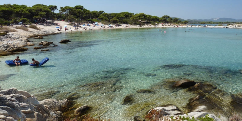 Karidi beach | Sithonia Greece