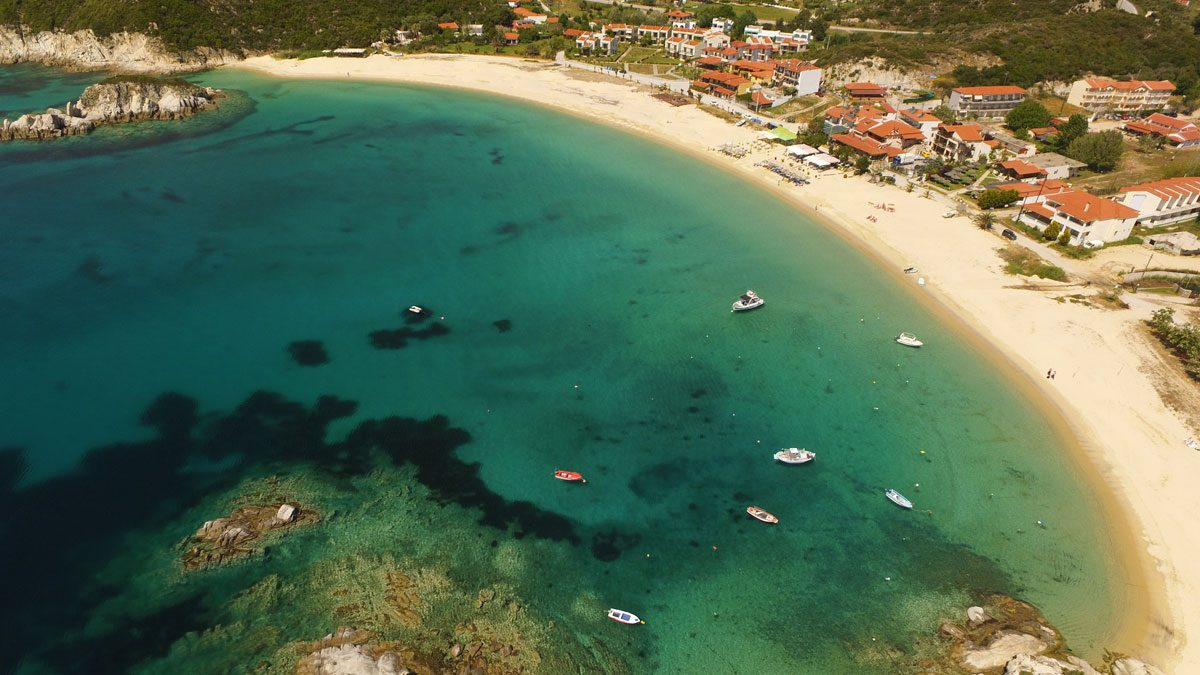 Travel tips for Kalamitsi, Halkidiki