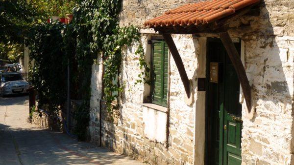 Hike from Nikiti to Agios Nikolaos