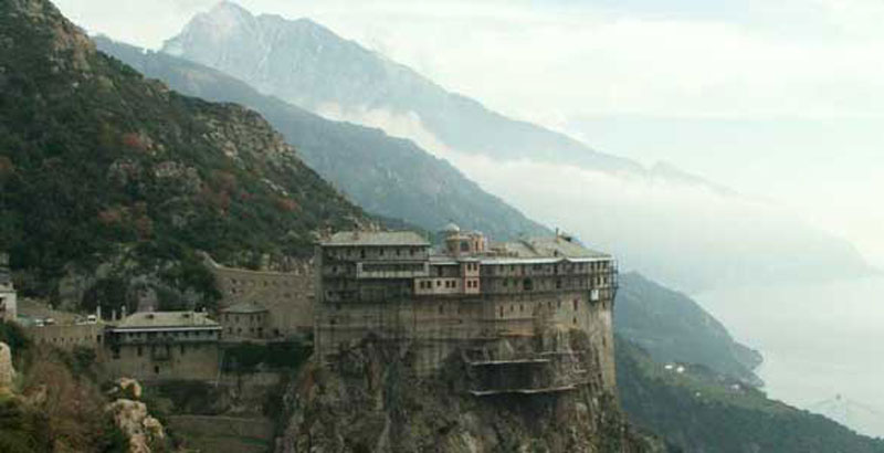 How to Visit Mount Athos Sithonia Greece