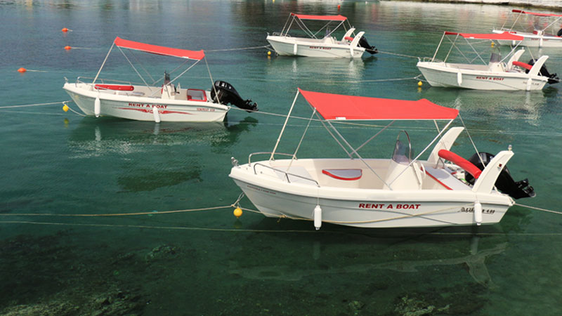 Rent a boat in Sithonia