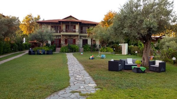 Villa Gorgona - Vourvourou