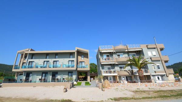 Ta Vrahakia Apartments - Sarti
